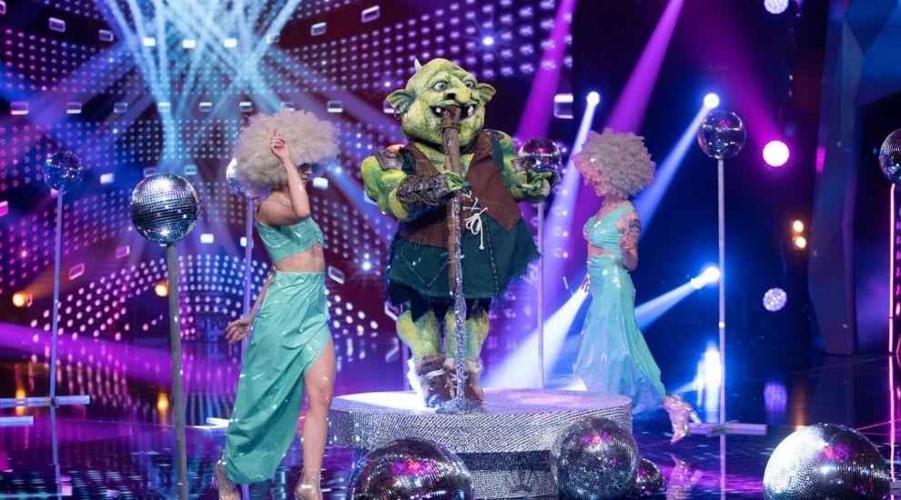 """Căpcăunul a avut una dintre cele mai spectaculoase interpretări din semifinală: """"M-am îndrăgostit de tine!"""""""