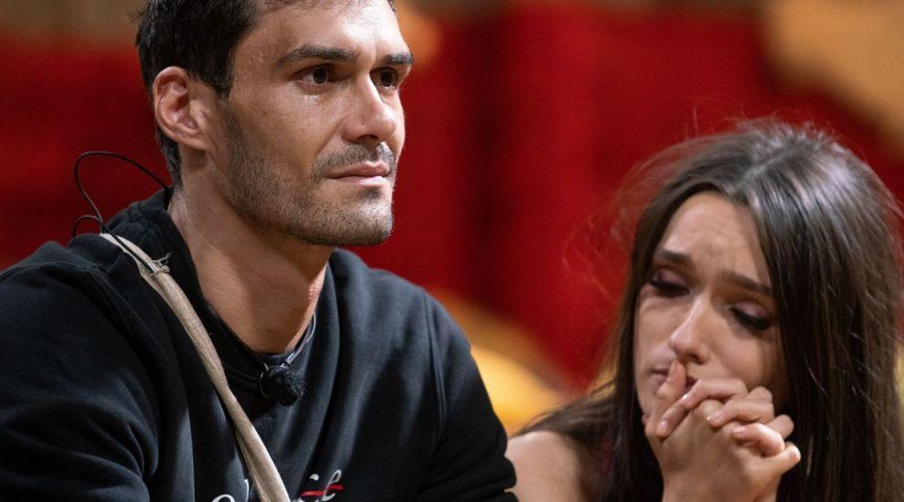 George Burcea, în lacrimi. Ce decizie a luat în privința rămânerii în Fermă