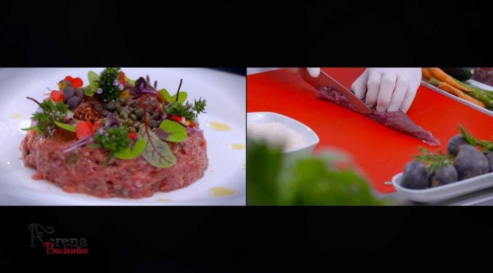 Biftec tartar