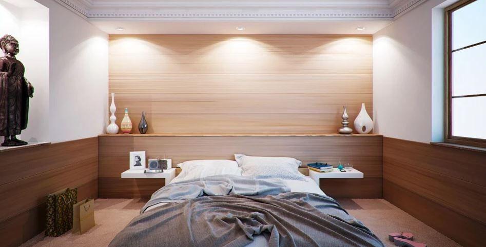 (P) Iluminatul dormitorului - tot ce trebuie să știi