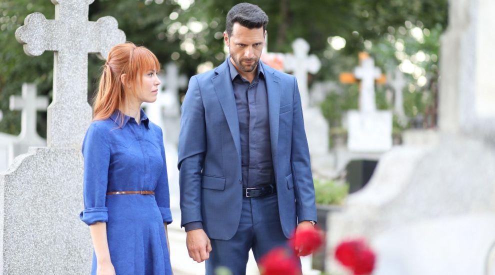 Olimpia Melinte și Adrian Nartea, despre experiența din serialul Vlad. Ce dezvăluiri au făcut la final de sezon
