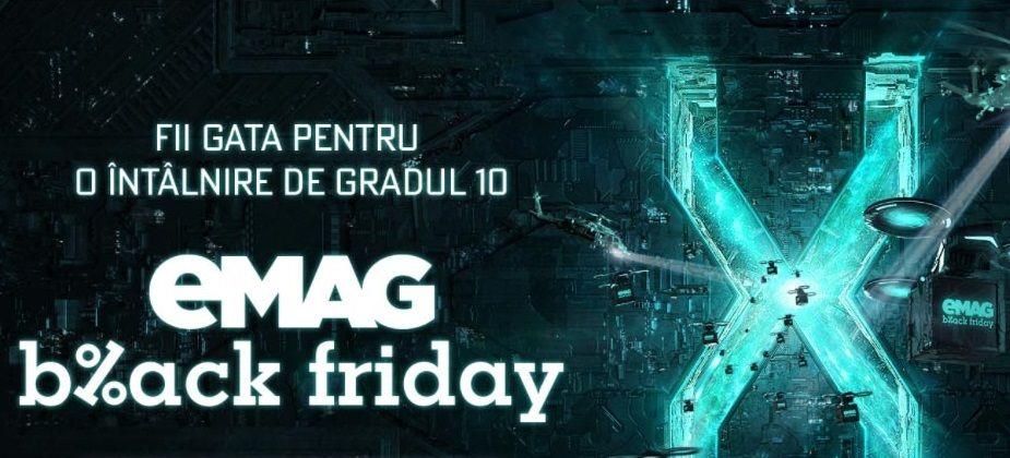Black Friday 2020 la eMAG, record de clienți la startul evenimentului: vânzări de 124 milioane de lei