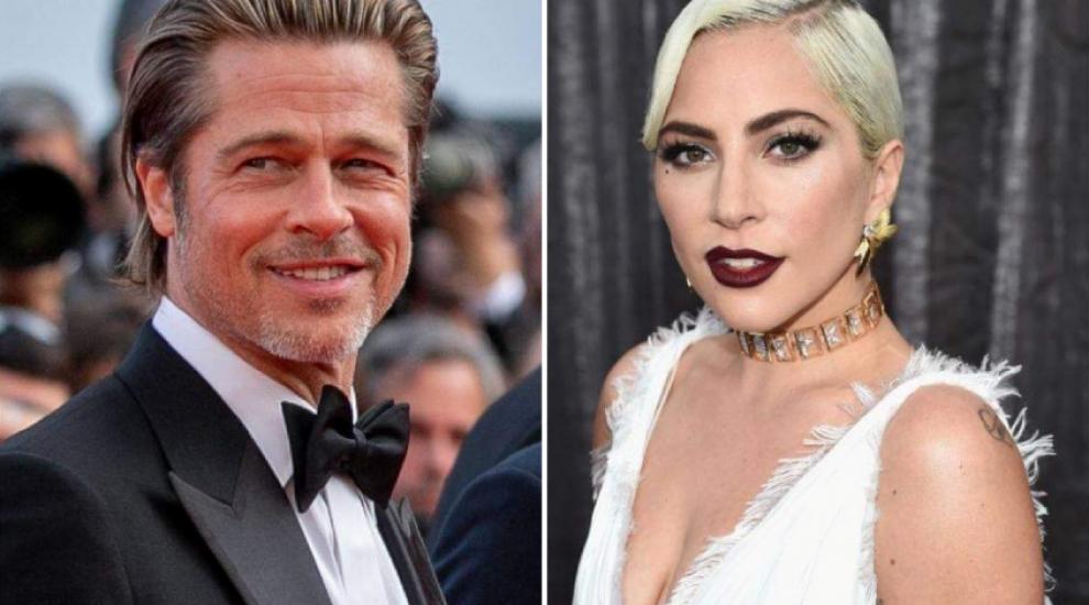 Lady Gaga va juca alături de Brad Pitt, într-un thriller cu asasini