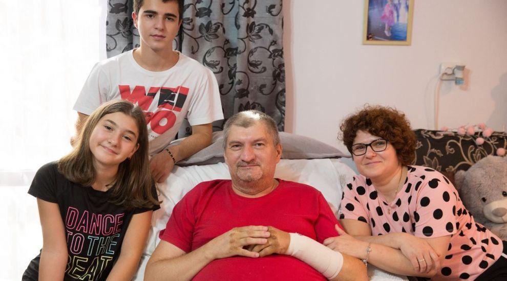 O familie care a trecut prin toate necazurile pământului trăiește Visuri la cheie