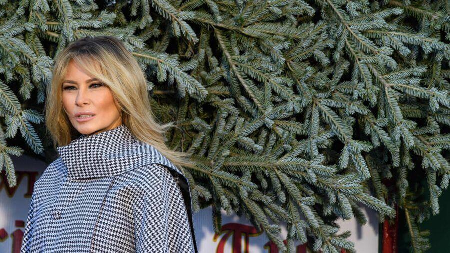 Cum se pregătește Melania Trump pentru ultimul Crăciun la Casa Albă