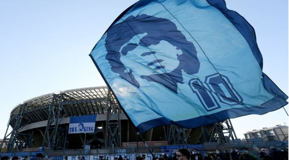 Cum arată cea mai faimoasă poză cu Diego Maradona și care este secretul din spatele acesteia?