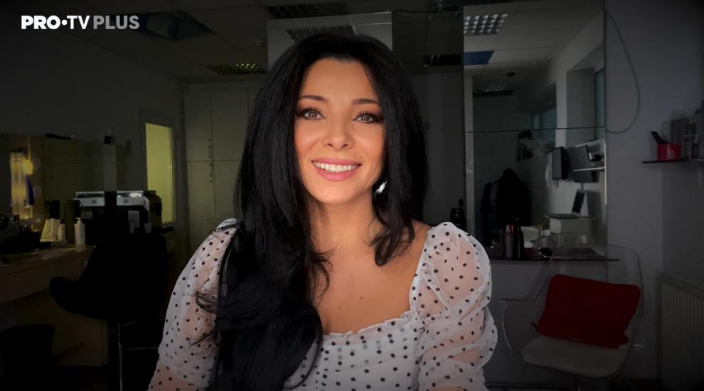 Ce făcea Corina Caragea acum 25 de ani și ce înseamnă PRO TV pentru ea