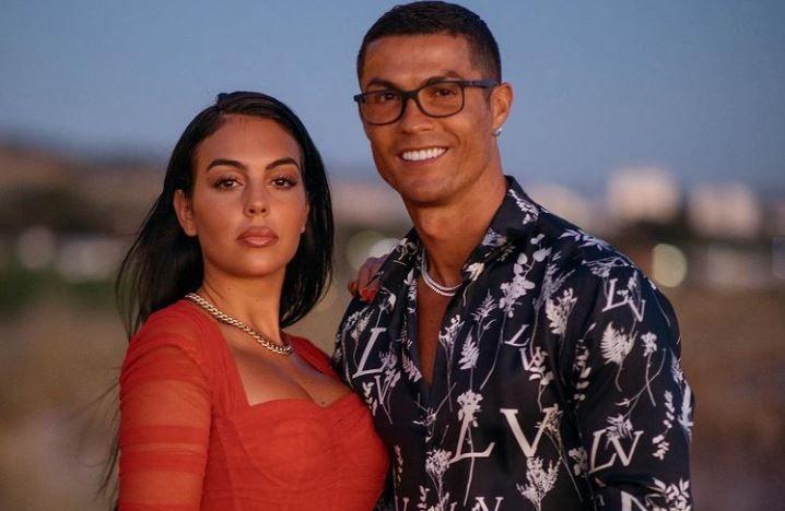 Georgina Rodriguez, apariție incendiară pe Instagram. Iubita lui Cristiano Ronaldo s-a pozat într-un body din satin