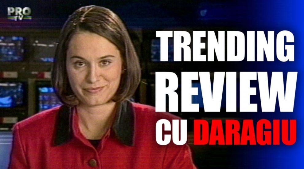 Cum arătau vedetele PRO TV acum 25 de ani? - Trending Review cu Daragiu - episodul 49