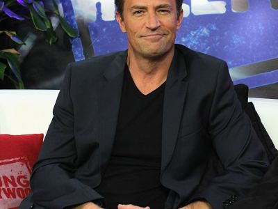 Matthew Perry. FOTO: Getty Images