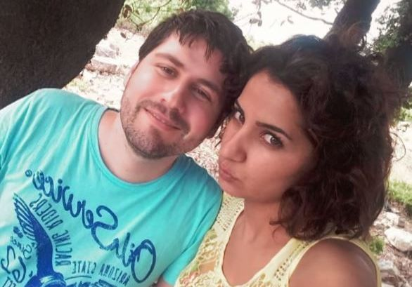 """VIDEO Povestea de iubire dintre doi sirieni îndrăgostiți de România. """"O iubesc mult pe Ola"""""""