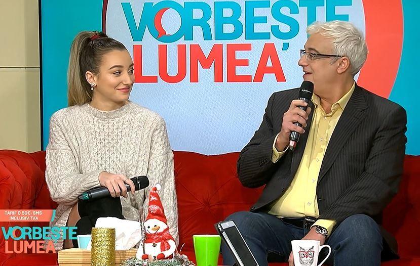 Daria și Cătălin Crișan, așa tată, așa fiică! Ce meserie și-a ales tânăra după ce a renunțat la Medicină