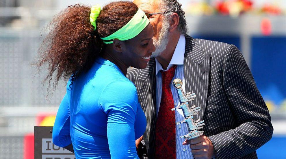 Reacția dură a soțului Serenei Williams, după ce Ion Țiriac a sugerat că aceasta ar trebui să se retragă din tenis
