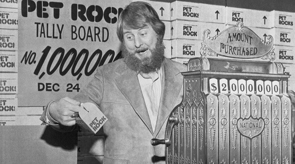 A început să vândă pietre și a devenit milionar. Afacerea inedită care continuă să uimească și după 46 de ani
