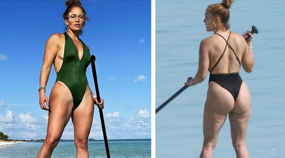 Instagram vs. Realitate: Cum arată cu adevărat Jennifer Lopez când nu își editează pozele