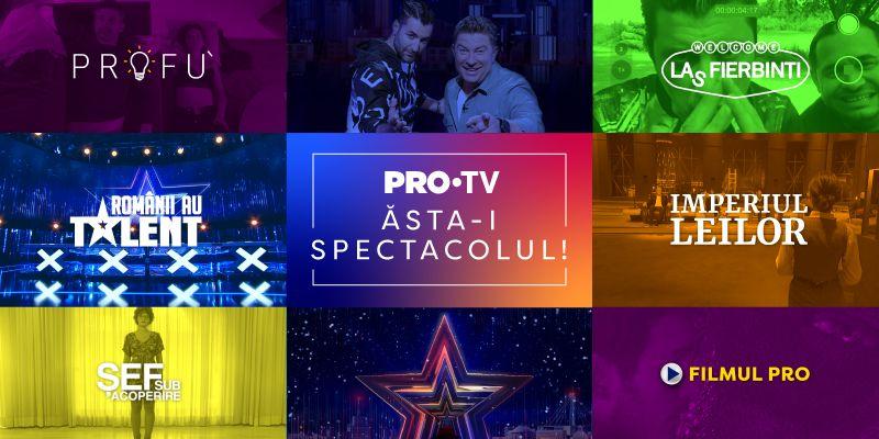 PRO TV dă startul grilei de primăvară cu cele mai tari producții TV. Ce show-uri poți urmări în următoarele luni