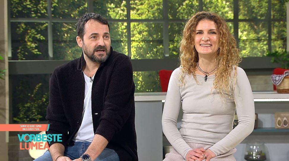 Andreea și Andrei Aradits au testul cuplului la Vorbește lumea. Cum s-au descurcat
