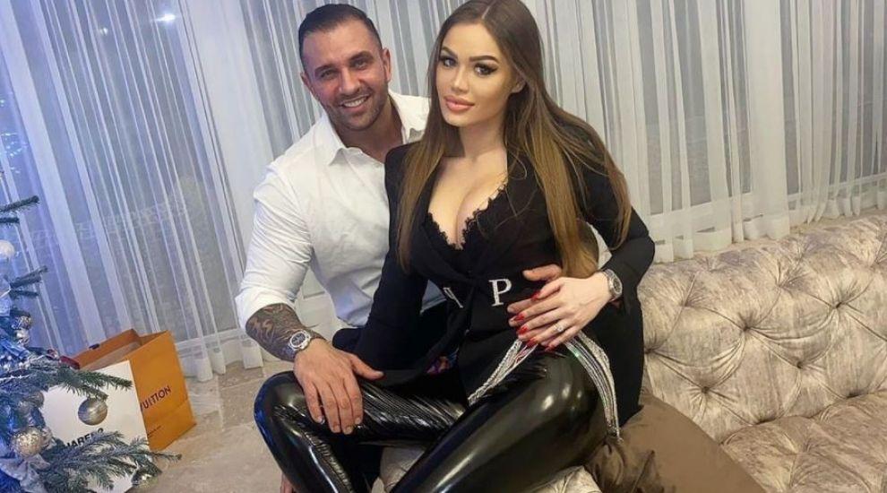 Alex Bodi, cadou surprinzător pentru Daria Radionova de Dragobete. Ce a primit frumoasa rusoaică