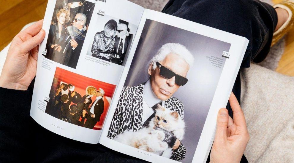 Ce mai face acum Choupette, pisica milionară a regretatului Karl Lagerfeld