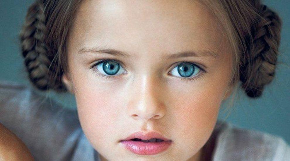 Cum arată astăzi cea mai frumoasă fetiță din lume. Kristina Pimenova s-a transformat într-o domnișoară superbă