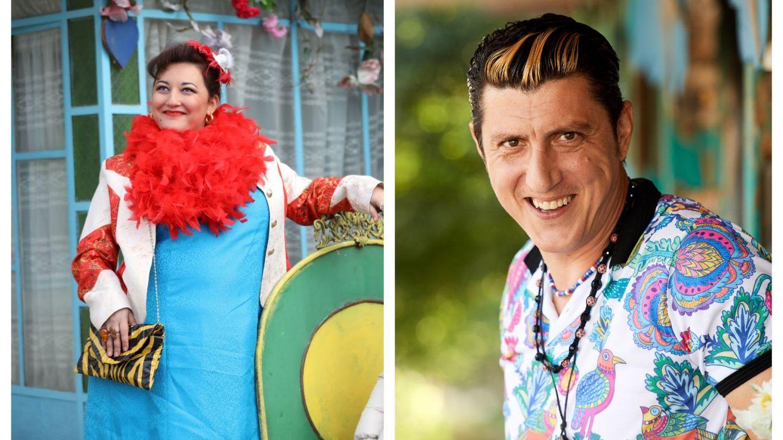 Sărbătoare mare în familia Las Fierbinți! Constantin Diță și Ecaterina Ladin își sărbătoresc ziua de naștere