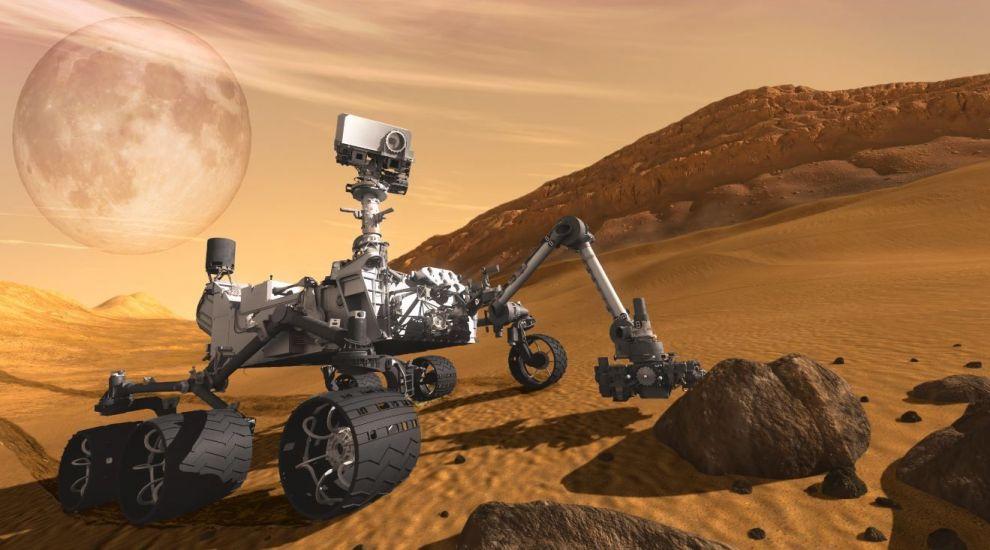 Cum arată primul video real din istorie cu planeta Marte? NASA a publicat și un clip audio cu sunetul unei brize marțiene