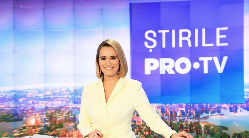 Știrile PRO TV și serialul Las Fierbinți au condus topul audiențelor! Milioane de telespectatori s-au uitat la PRO TV