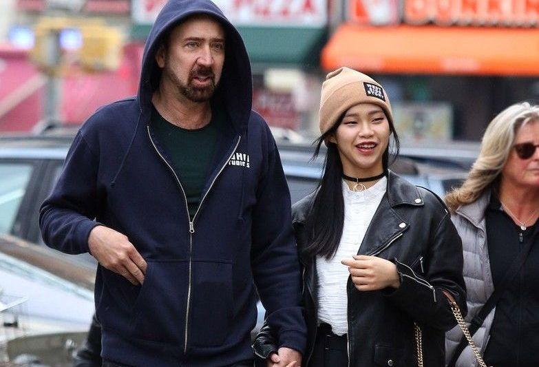 Nicolas Cage și-a plimbat a cincea soție cu trăsura, prin New York