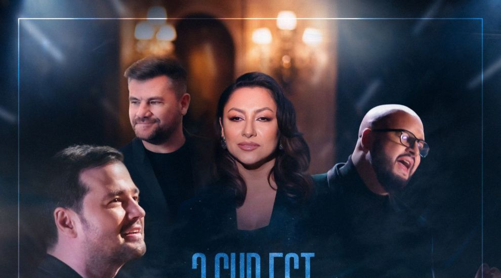 """3 Sud Est și Andra au depășit 5 milioane de vizualizări cu videoclipul """"Jumătatea mea mai bună"""""""