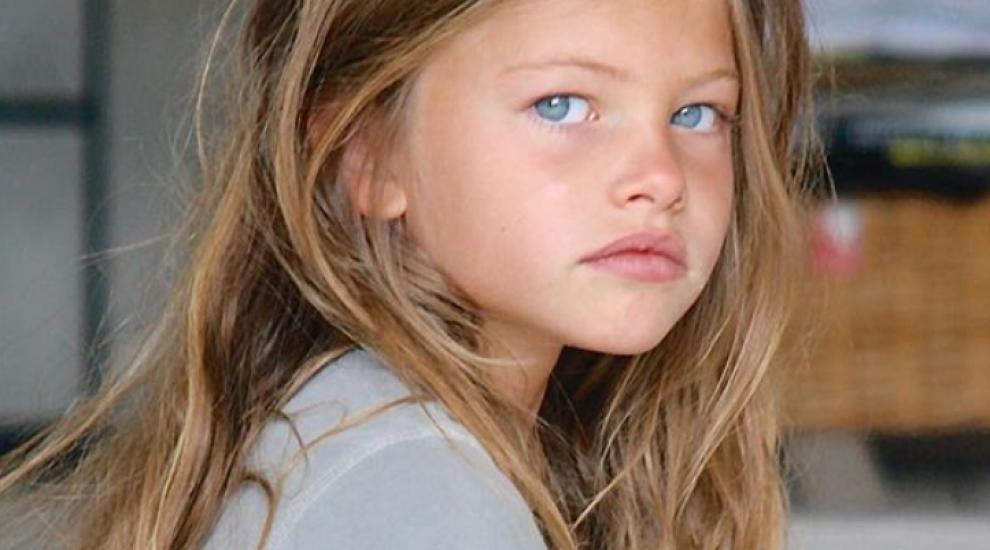 """A fost supranumită """"cea mai frumoasă fetiță din lume"""" în 2007. Cum arată acum Thylane Blondeau"""