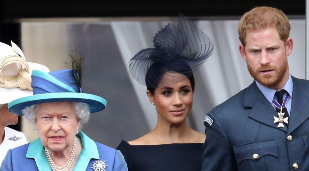 Prințul Harry s-a întors la Meghan Markle cu o zi înainte de aniversarea Reginei Elisabeta a II-a