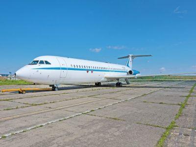 Avionul prezidențial al lui Nicolae Ceaușescu, la licitație pentru o sumă derizorie