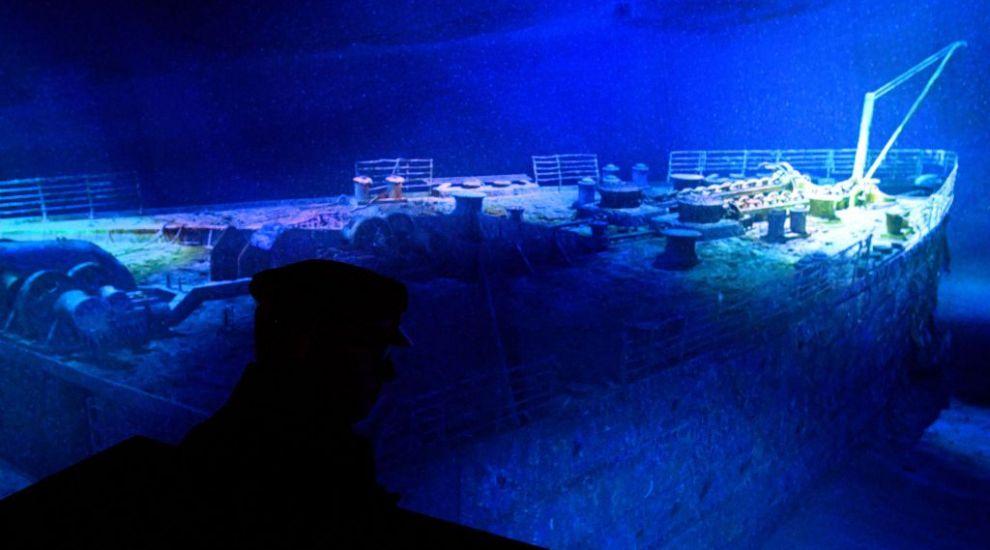 Mesajul într-o sticlă, aruncat de o fetiță de pe Titanic, găsit 105 mai târziu!