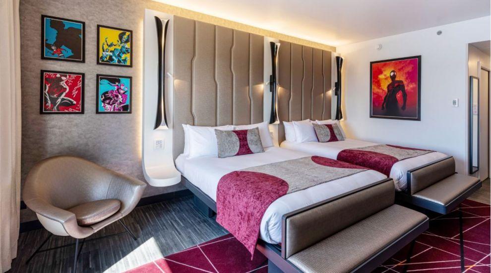 VIDEO Cum arată noul hotel Marvel din Disneyland Paris. Resortul se redeschide pe 17 iunie 2021
