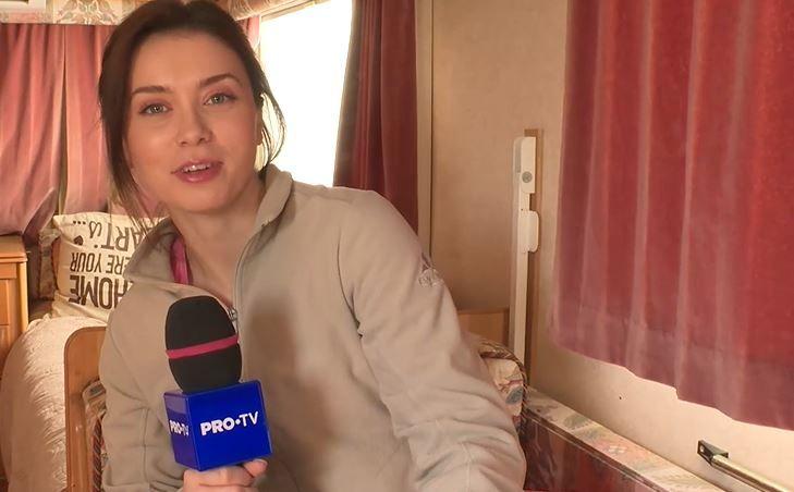 Interviu cu Anca Dumitra de pe platourile de filmare. Ce mesaj are pentru fanii serialului