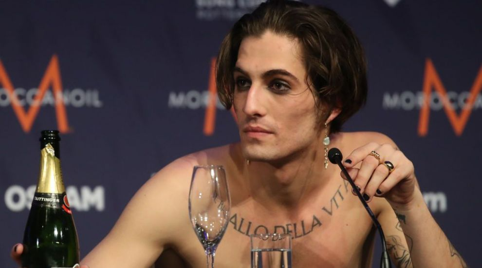 Cine este iubita lui Damiano David, solistul trupei care a câștigat trofeul Eurovision 2021