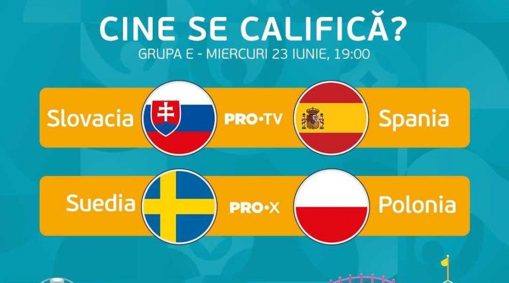 Victorie și calificare pentru Anglia și Croația! Spectacolul EURO continuă la PRO TV, PRO X și pe VOYO!