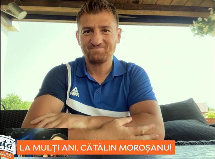 """La mulți ani, Cătălin Moroșanu! Sportivul a împlinit 37 de ani: """"Sunt un om realizat"""""""