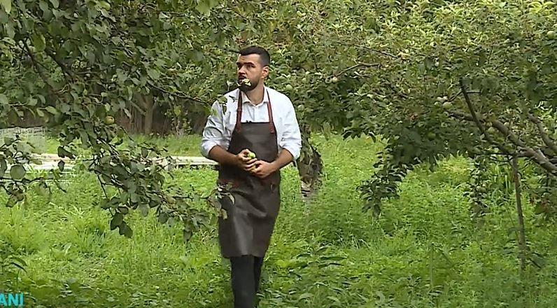 Vlad Miriță, fermier în timpul liber. Cântărețul crește sute de păsări și animale