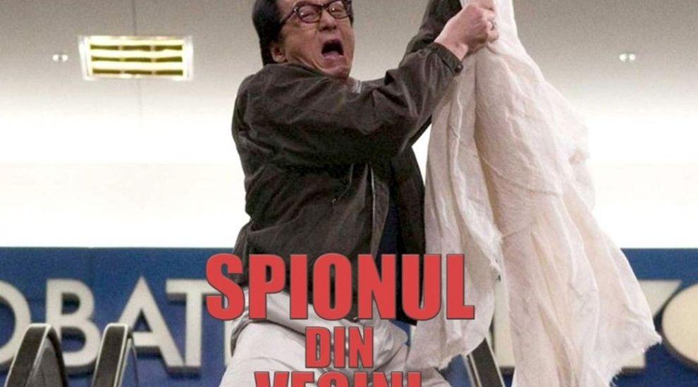 """Spion CIA sau tată vitreg? Jackie Chan devine """"Spionul Din Vecini"""" într-o super comedie!"""
