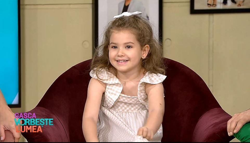 Anamaria și Tudor Ionescu, prima apariție la TV cu fetița lor. Cât de adorabilă este Ilinca