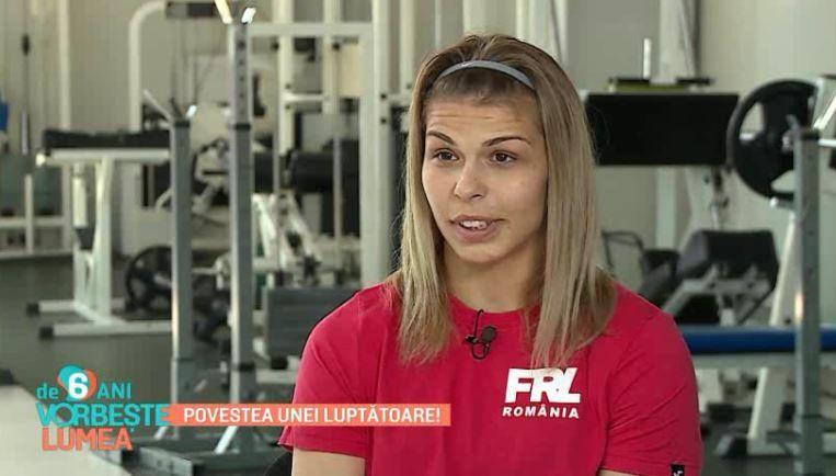 Povestea Krisztei Incze, vicecampionă la lupte feminine și reprezentanta României la Jocurile Olimpice