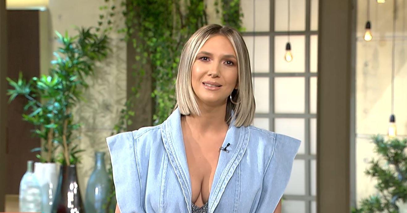 "Adela Popescu, mesaj emoționant pentru Cove: ""Te iubim"""