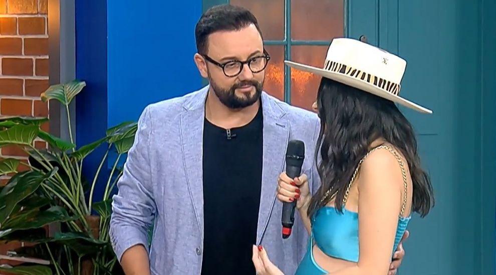 """Marisa Paloma, invitată în emisiunea """"La Măruță""""! Tânăra e însărcinată în șase luni"""
