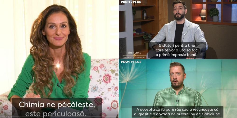 """Sfaturi utile pentru viața de cuplu de la experții emisiunii """"Căsătoriți pe nevăzute"""", EXCLUSIV pe PRO TV Plus"""