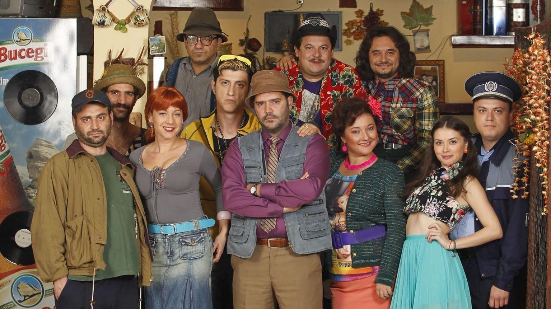 Cum arătau actorii din Las Fierbinți la prima apariție în serial. Cât de mult s-au schimbat de atunci