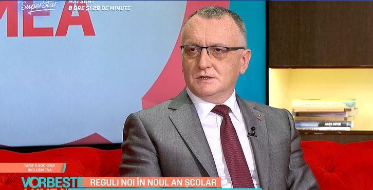 Ministrul Sorin Cîmpeanu, recomandări împortante pentru începerea anului școlar 2021-2022