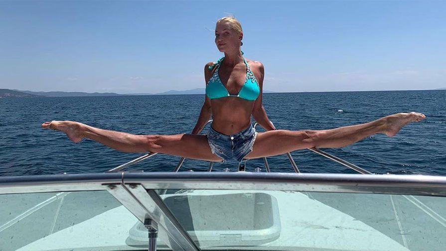 O balerină celebră, fotografiată într-un moment intim. Reacția ei i-a șocat pe toți