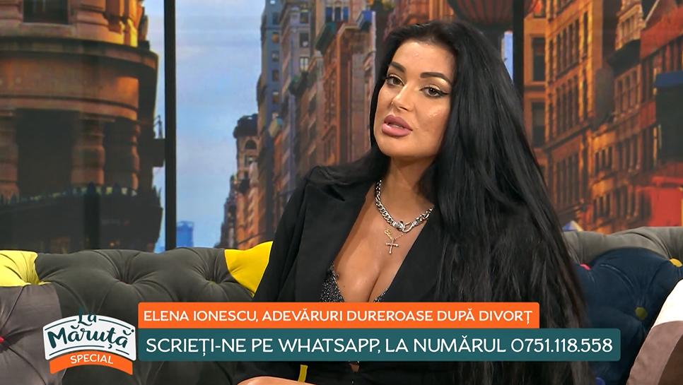 """Elena Ionescu a făcut pace cu fostul soț, de dragul copilului: """"Ne-am iertat reciproc, am ajuns la o maturitate frumoasă"""""""