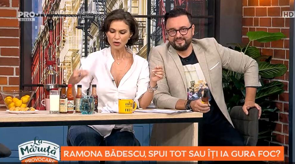 """Ramona Bădescu, dezvăluiri fără perdea """"La Măruță""""! Cu care artist român ar petrece o noapte de dragoste"""